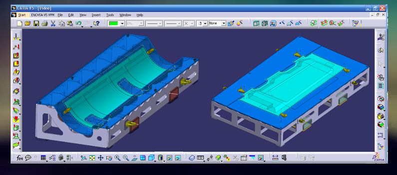 modelare 3D, CAD drafting